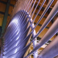 MITSUBISHI HITACHI POWER SYSTEMS Long Blades/ Continuous Cover Blades